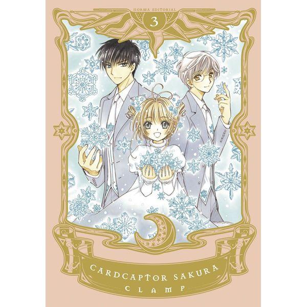 Card Captor Sakura #03 Manga Oficial Norma Editorial