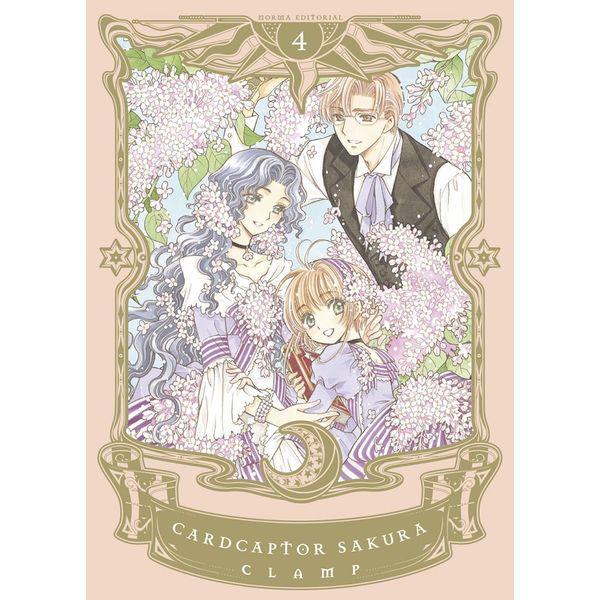 Card Captor Sakura #04 Manga Oficial Norma Editorial
