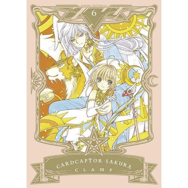 Card Captor Sakura #06 Manga Oficial Norma Editorial