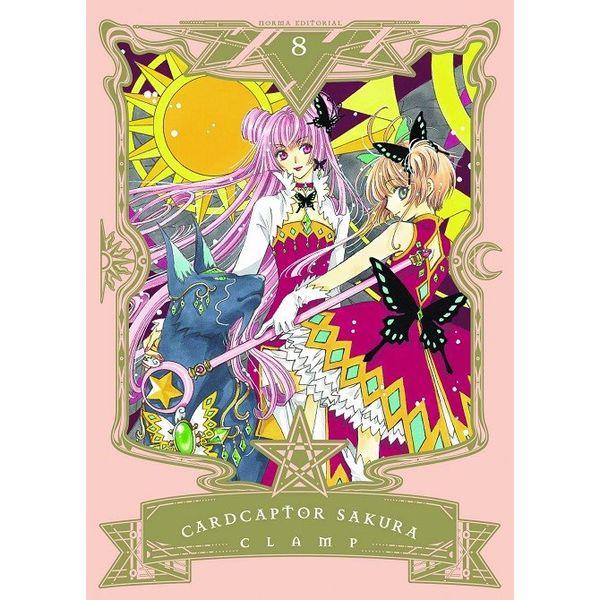 Cardcaptor Sakura 8 Manga Oficial Norma Editorial
