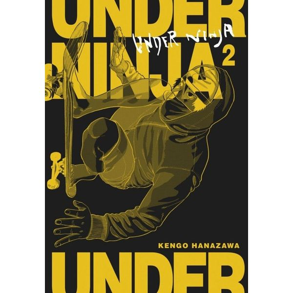 Under Ninja #02 Manga Oficial Norma Editorial