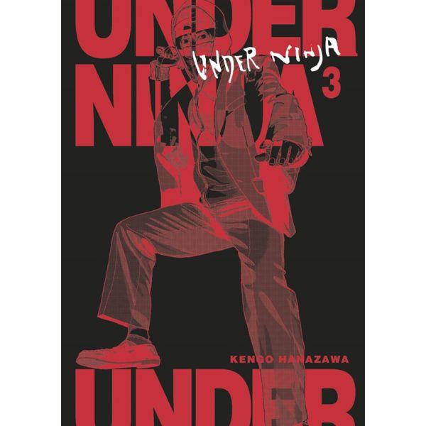 Under Ninja #03 Manga Oficial Norma Editorial