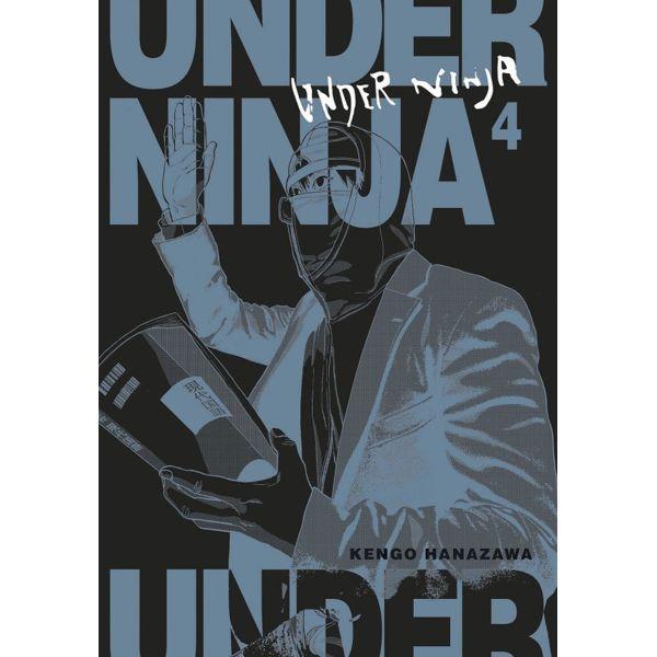 Under Ninja #04 Manga Oficial Norma Editorial