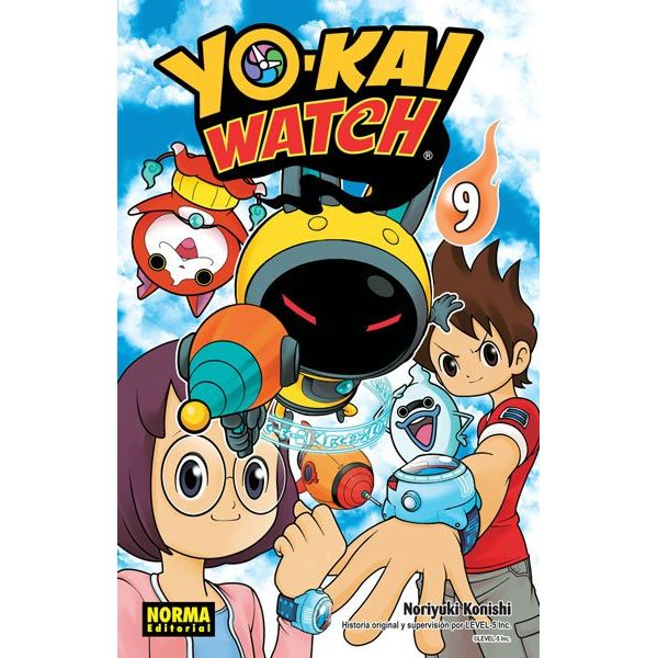 Yo-Kai Watch #09