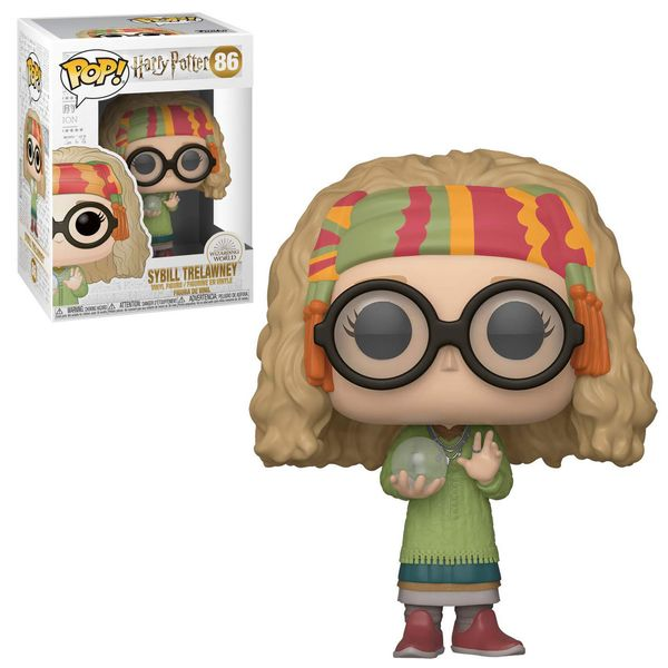 Funko Profesora Sybill Trelawney Harry Potter POP!
