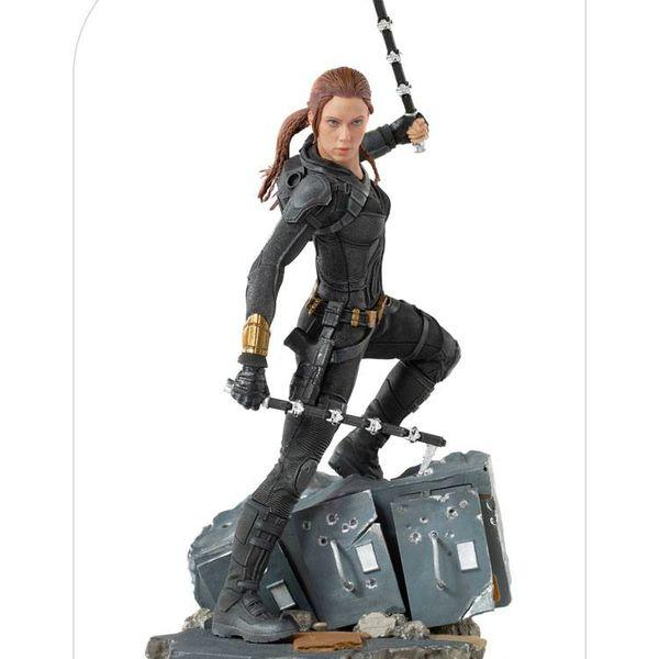 Black Widow Natasha Romanoff Statue Marvel Comics BDS Art Scale
