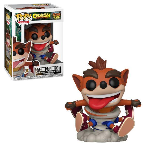 Crash Bandicoot Funko Tornado Crash Bandicoot POP!