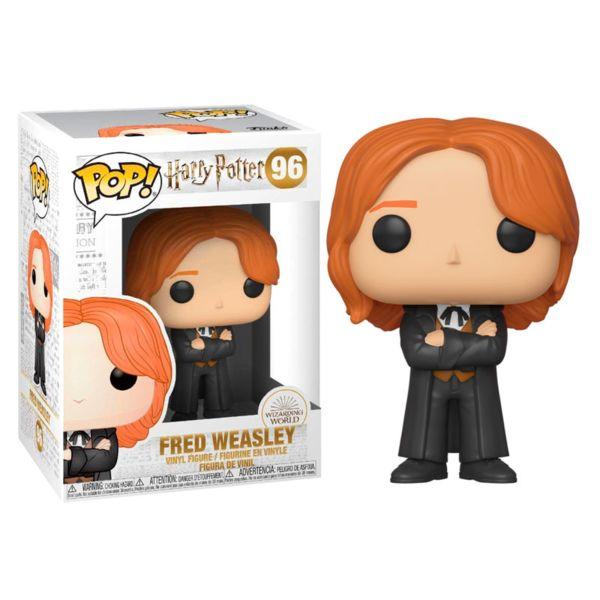 Fred Weasley Yule Funko Harry Potter POP!