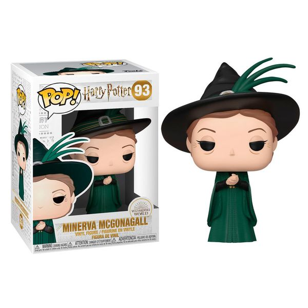 Minerva McGonagall Yule Funko Harry Potter POP!