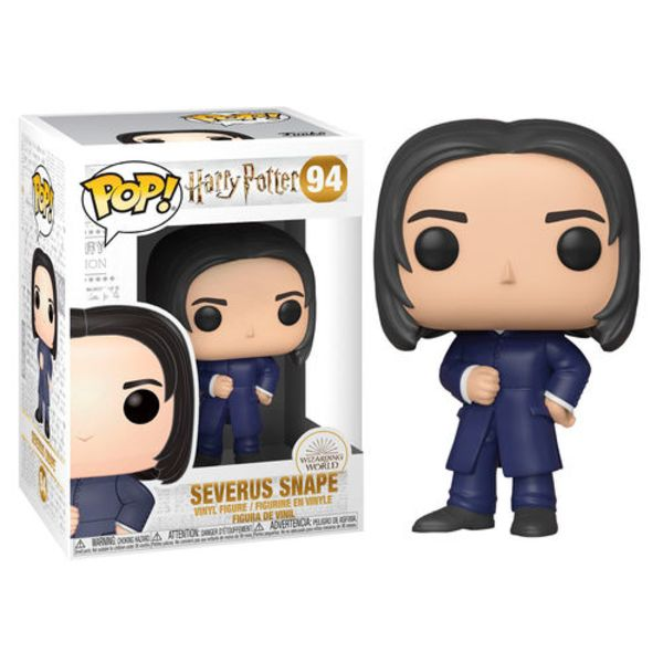 Funko Severus Snape Yule Harry Potter POP!