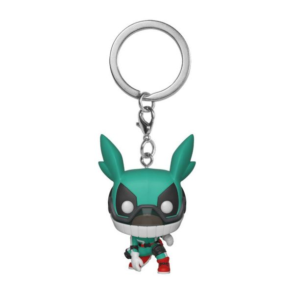 Deku with Helmet Key Chain My Hero Academia POP!