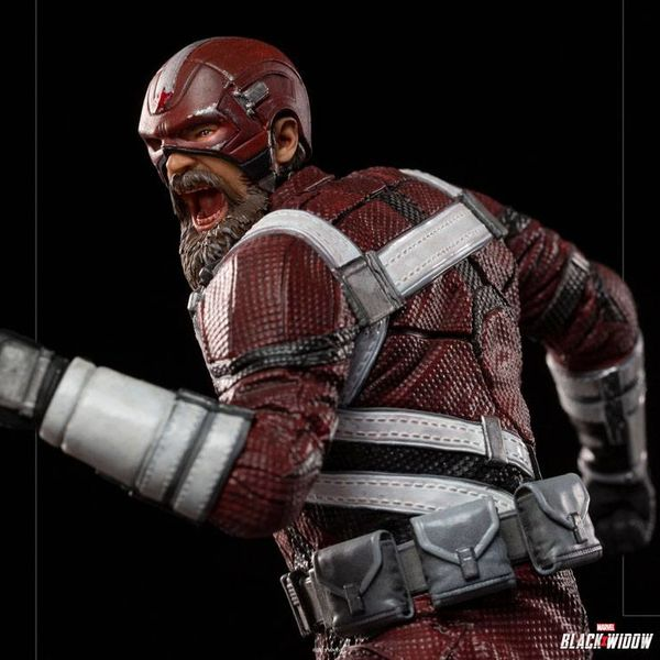 Estatua Red Guardian Marvel Comics BDS Art Scale