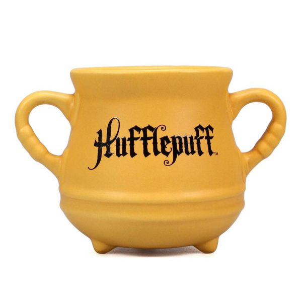3D Cup Cauldron Hufflepuff Harry Potter