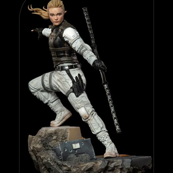 Estatua Yelena Belova Marvel Comics BDS Art Scale
