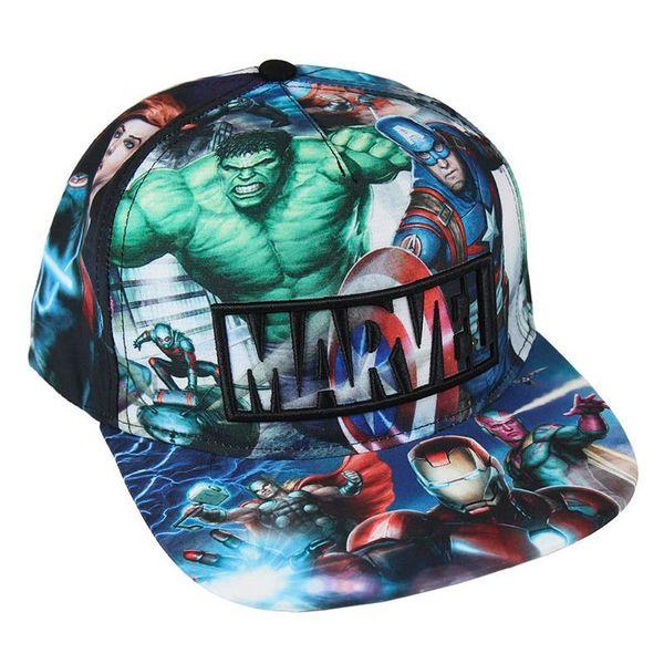 Avengers Kid Cap Marvel Comics