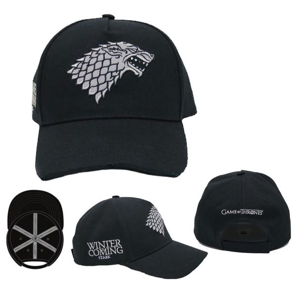 Stark Baseball Cap Game of Thrones