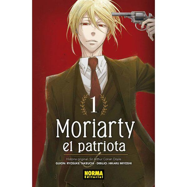 Moriarty el Patriota #01