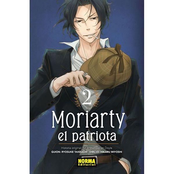 Moriarty el Patriota #02