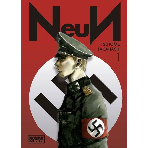 Neun #01 Manga Oficial Norma Editorial