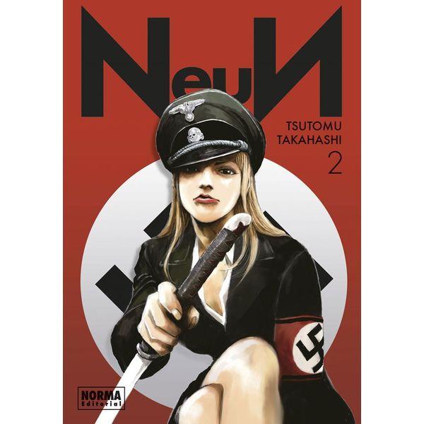 Neun #02 Manga Oficial Norma Editorial