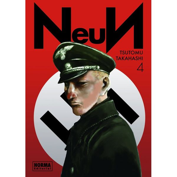 Neun #04 Manga Oficial Norma Editorial