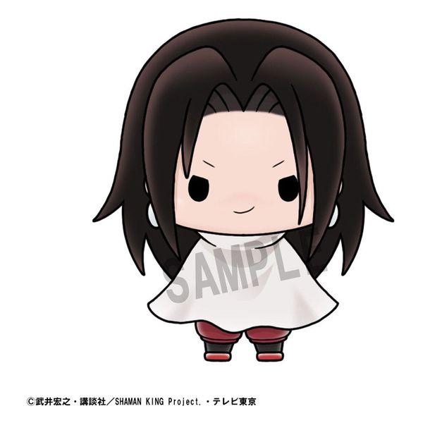 Figura Chokorin Mascot Shaman King Set