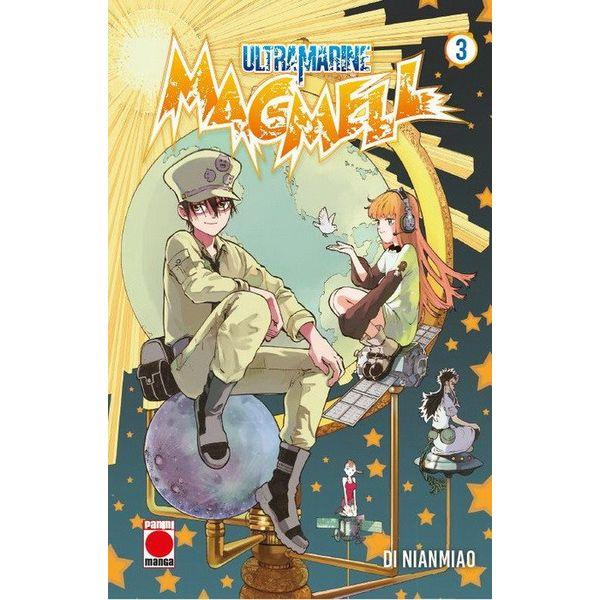 Ultramarine Magmell #03 Manga Oficial Panini Comics (spanish)