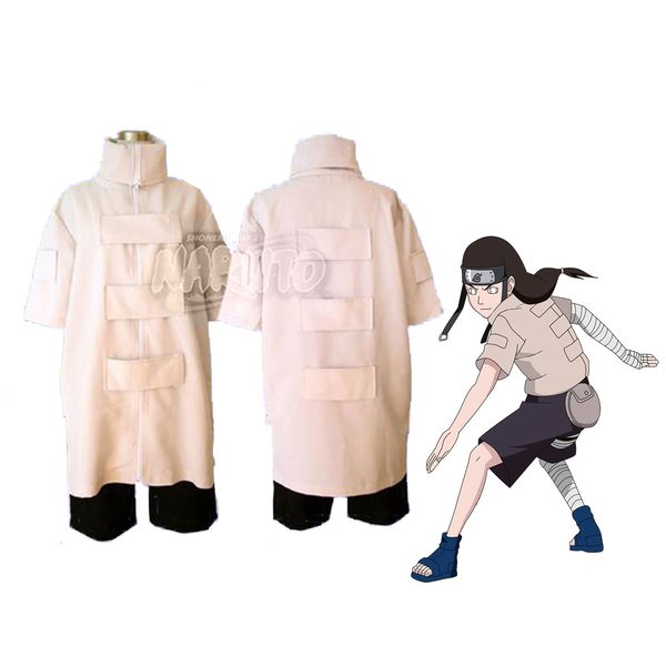 Cosplay Hyuga Neji Naruto
