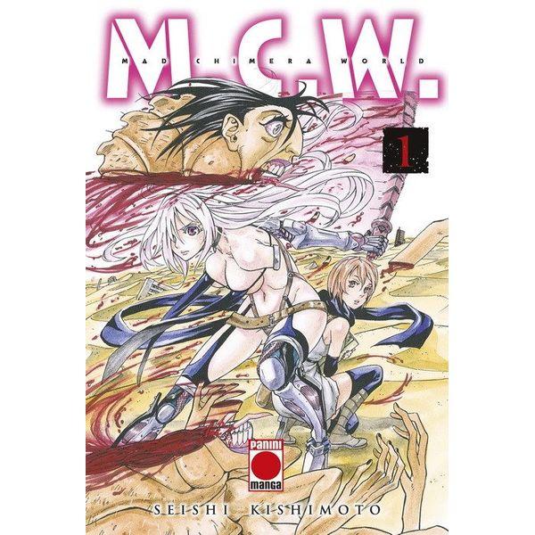 Mad Chimera World #01 Manga Oficial Panini Manga (spanish)