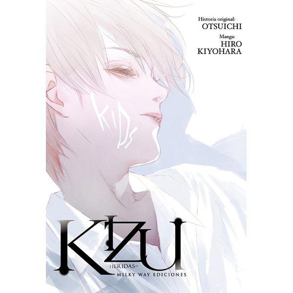 Kizu Manga Oficial Milky Way Ediciones