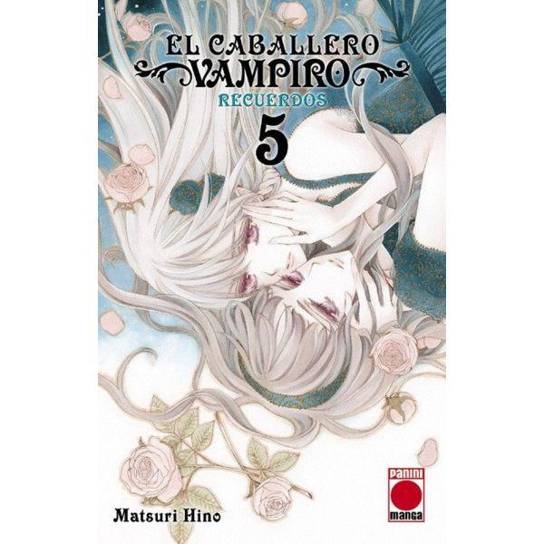 El Caballero Vampiro: Recuerdos #05 Manga Oficial Panini Manga (spanish)