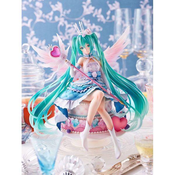 Figura Miku Hatsune Birthday 2020 Sweet Angel Vocaloid