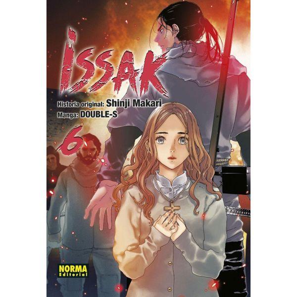 Issak #06 Manga Oficial Norma Editorial