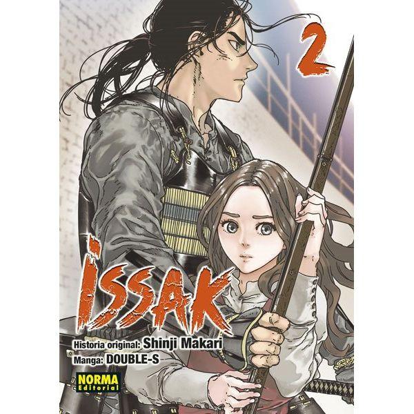 Issak #02 Manga Oficial Norma Editorial