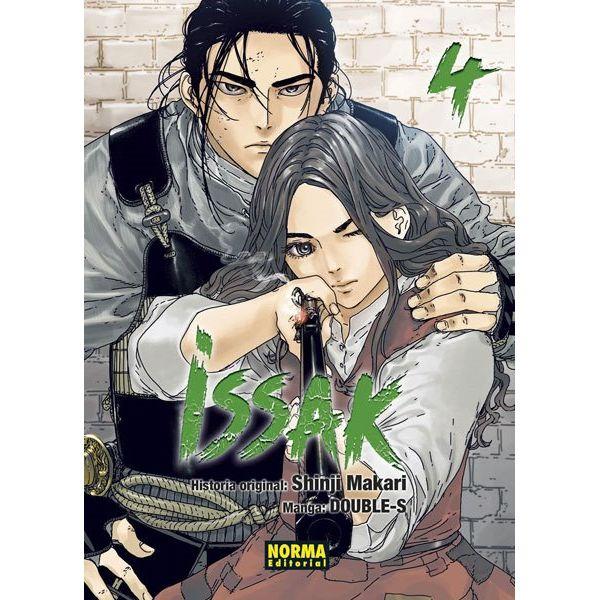 Issak #04 Manga Oficial Norma Editorial