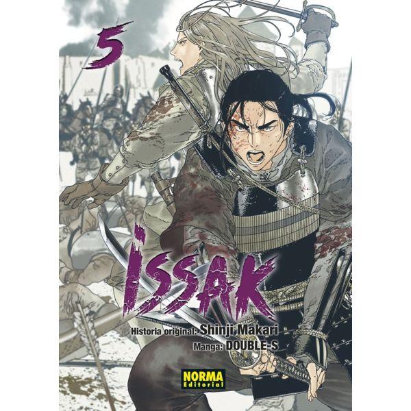 Issak #05 Manga Oficial Norma Editorial