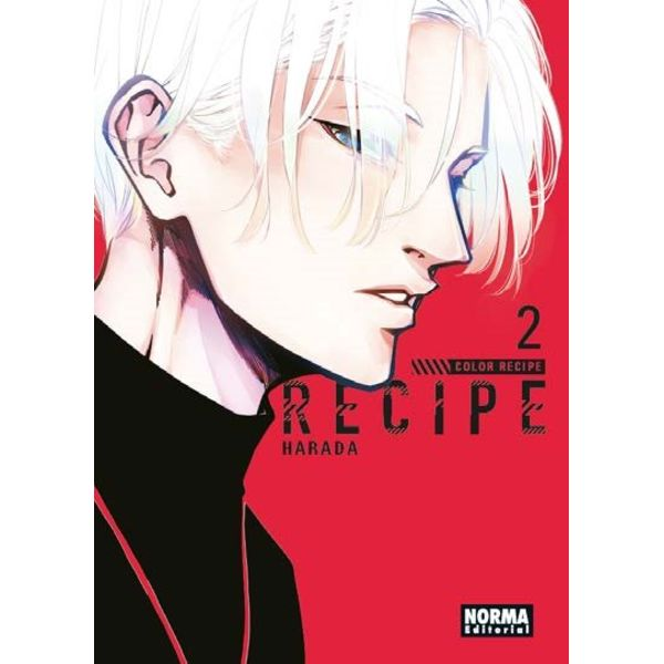 Color Recipe #02 Manga Oficial Norma Editorial