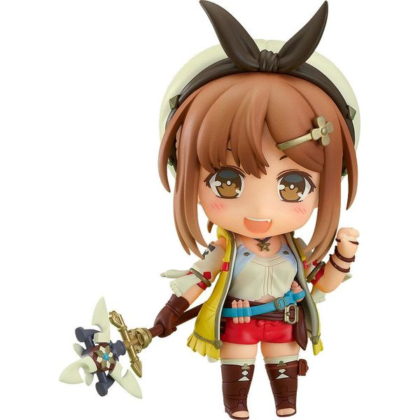 Nendoroid 1543 Ryza Atelier Ryza Ever Darkness & the Secret Hideout