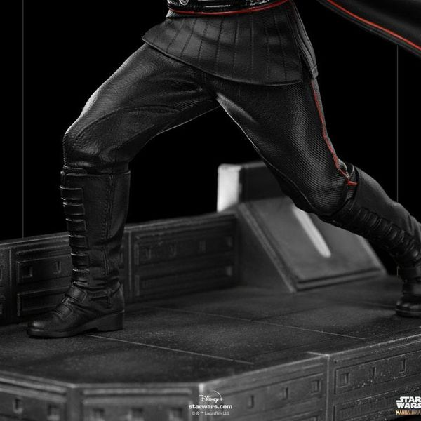 Estatua Moff Gideon Star Wars The Mandalorian BDS Art Scale