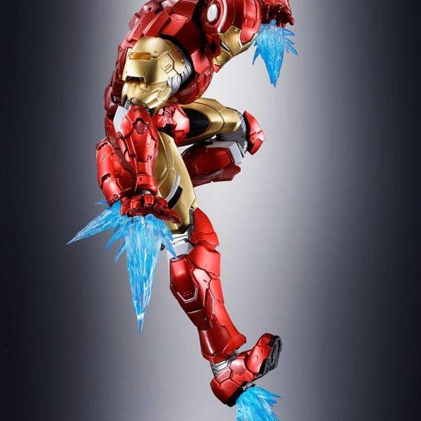 SH Figuarts Iron Man Tech On Avengers Marvel Comics