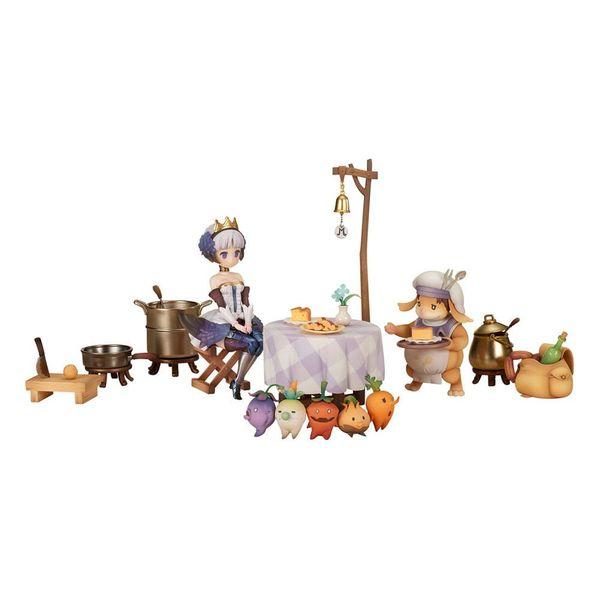 Figura Gwendolyn & Maury's Catering Service Odin Sphere Leifthrasir