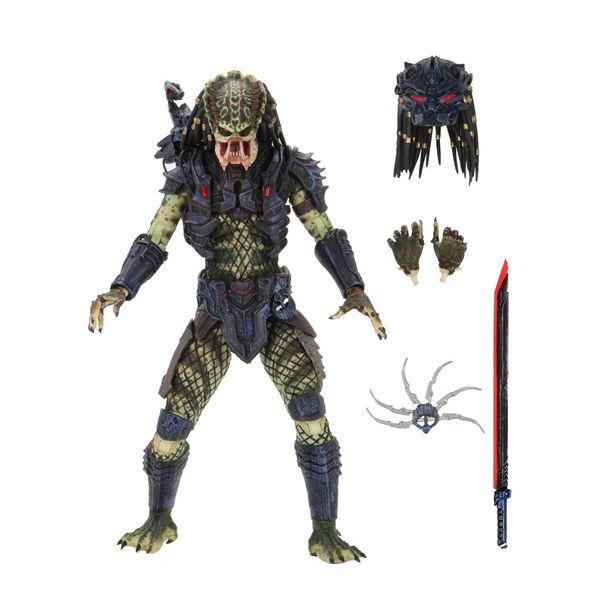 Figura Ultimate Armored Lost Predator Depredador 2