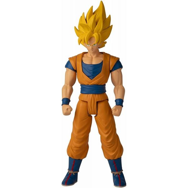 Goku SSJ Limit Breaker Figure Dragon Ball Z