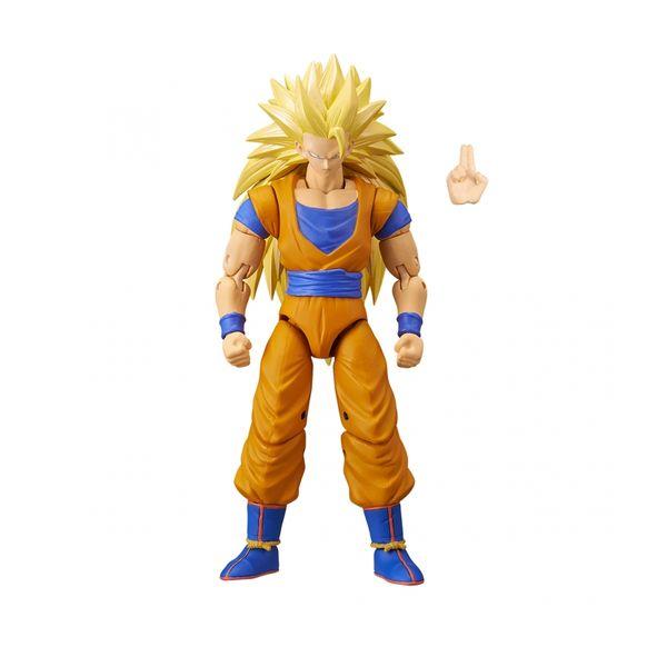 Figura Son Goku SSJ3 Dragon Ball Z Dragon Stars Series