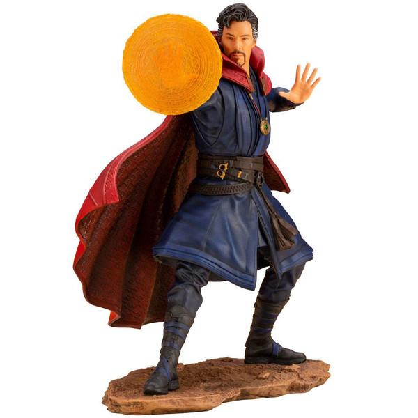 Картинки по запросу Marvel ArtFX+ Statues - Avengers 3 Infinity War Movie - 1/10 Scale Dr. Strange