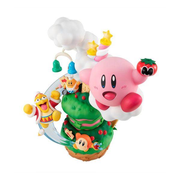 Figura Kirby Super Star Gourmet Race