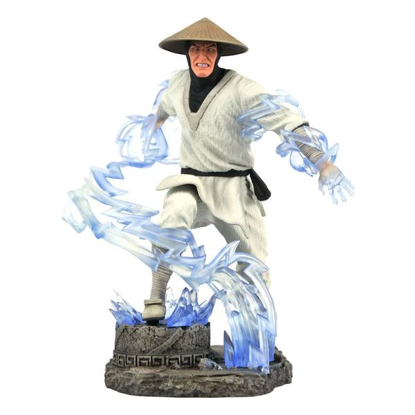 Raiden Figure Mortal Kombat 11 Gallery