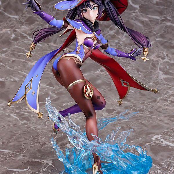 Mona Megistus Astral Reflection Figure Genshin Impact
