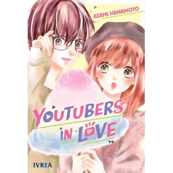 Youtubers In Love Manga Oficial Ivrea (spanish)