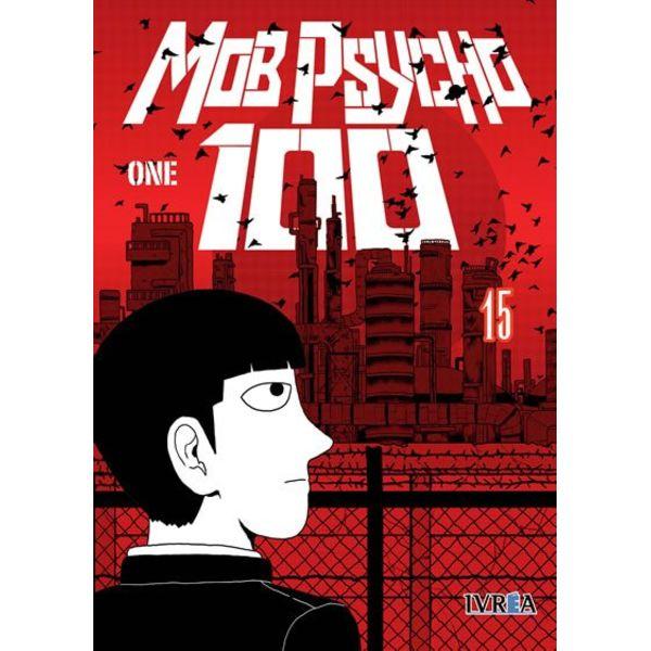 Mob Psycho 100 #15 Manga Oficial Ivrea